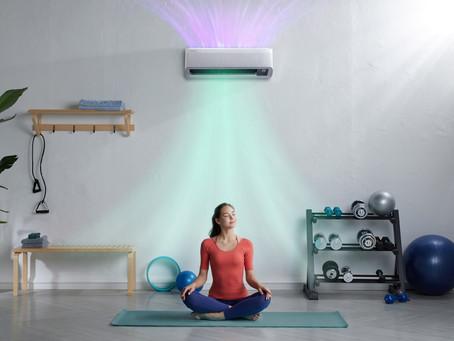 Ahorra electricidad sin pasar calor con los nuevos aires acondicionados WindFree de Samsung