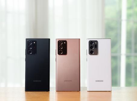 Potencia tu trabajo y juego: la serie Galaxy Note20 ya está disponible en Panamá