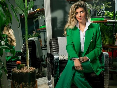 Andrea de Sousa: ¡Fashion Total!