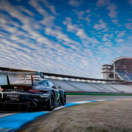 Casi 60 apariciones en Le Mans avalan el poderío de los pilotos Porsche en el WEC