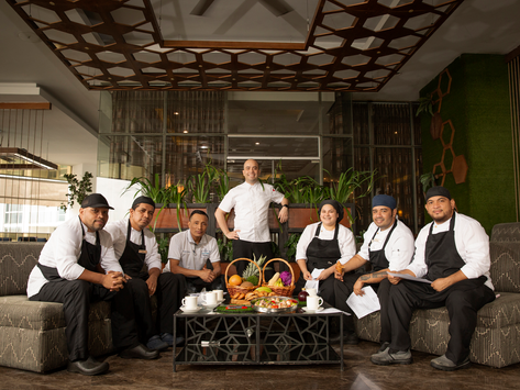 Hilton Panamá: Gastronomía con historias sensacionales