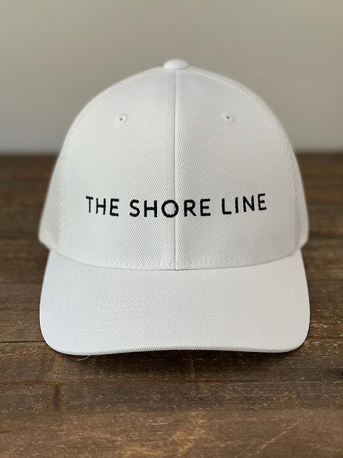 THE SHORE LINE Logo Hat, $30