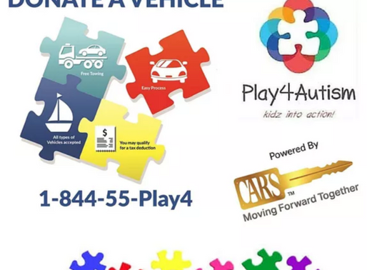 Autism charity in Glendale announces partnership with car donation program
