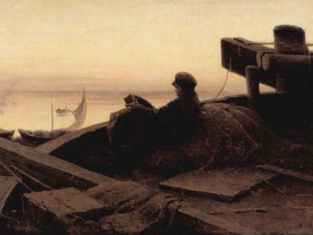 Abram Arkhipov (Абра́м Ефи́мович Архи́пов) 1862 - 1930