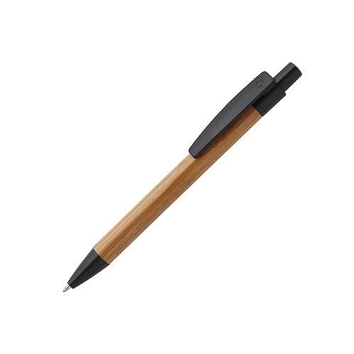 Boligrafo retactil cuerpo bambú - ECOBOL2