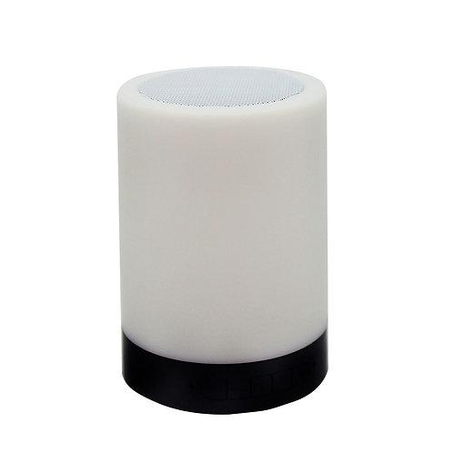 Parlante Bluetooth Velador con Led - BS7