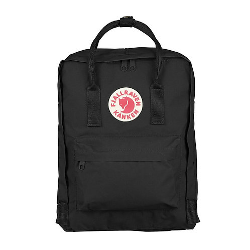 KANKEN MEDIUM 16L CLASSIC - BLACK