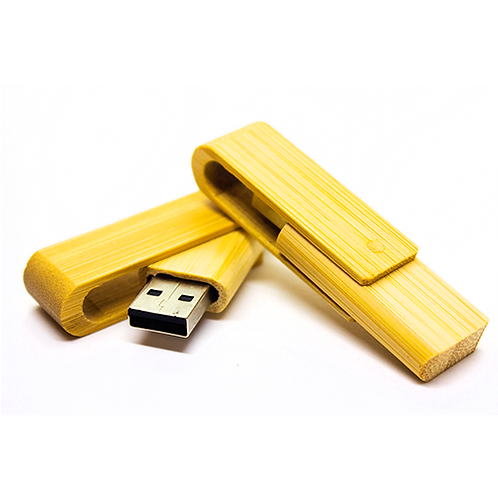 Eco-Pendrive giratorio/rebatible - 8GB - UDT-23