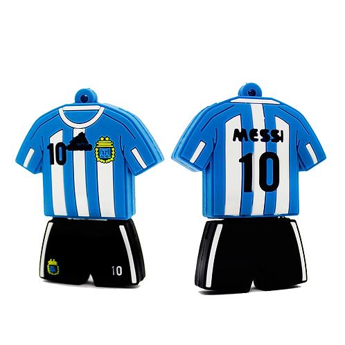 Pendrive camiseta argentina - 8GB/16GB -PEN52