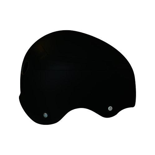 Casco Smart Proteccion Bicicleta Skate Roller -NEGRO