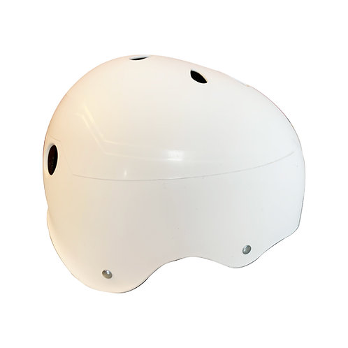 Casco Smart Proteccion Bicicleta Skate Roller -BLANCO