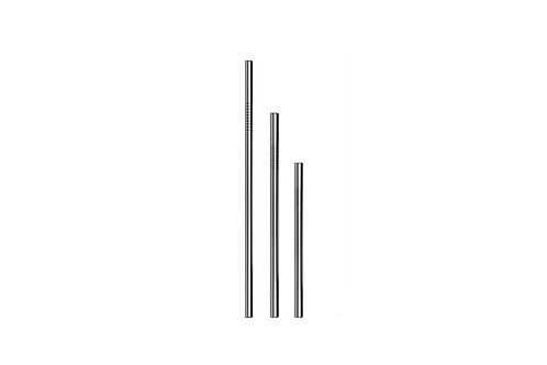 Sorbete de acero inoxidable (20cm) RECTO