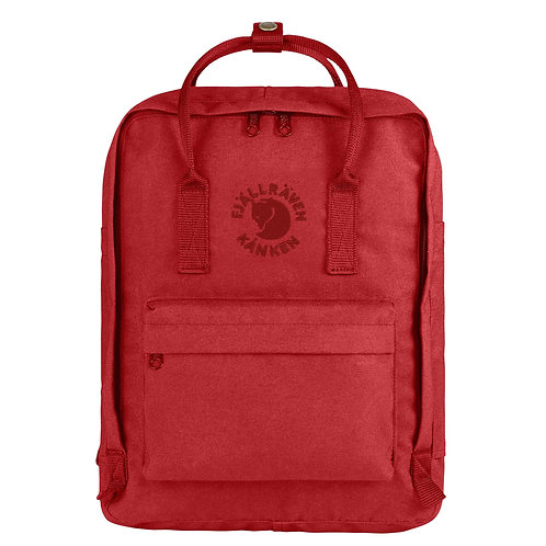 KANKEN MEDIUM 16L BORDADA - RED