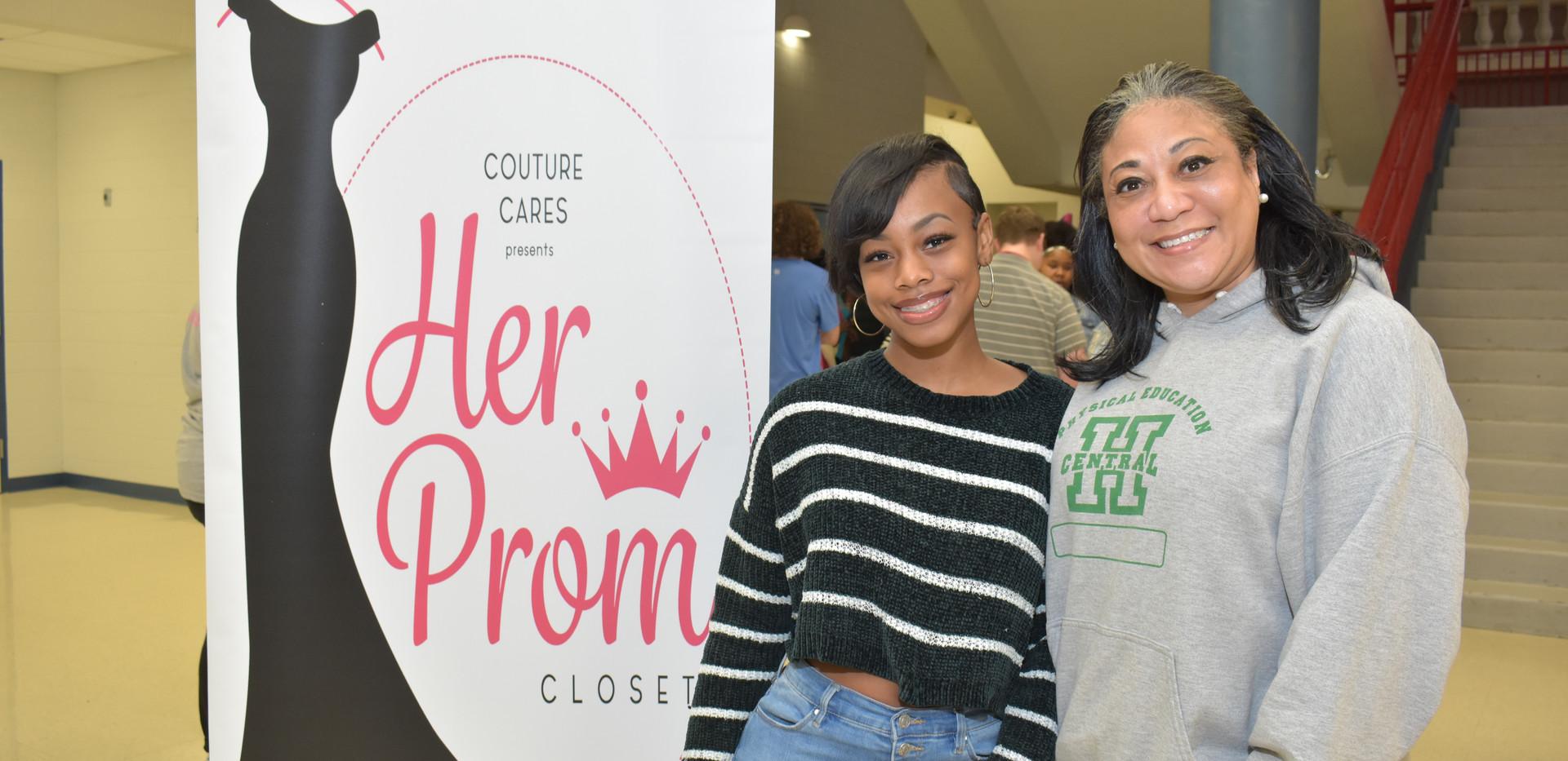 Couture Cares Presents Prom Closet 2019_