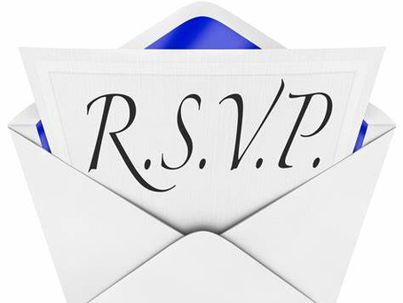 RSVP?! Why Bother?!