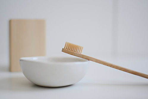 Bamboo Earth Toothbrush