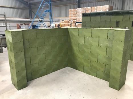 Walls (Internal and External)