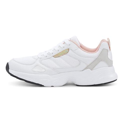 Retro Run - White