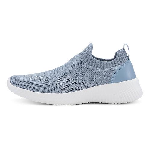 Knit Sock Light Blue