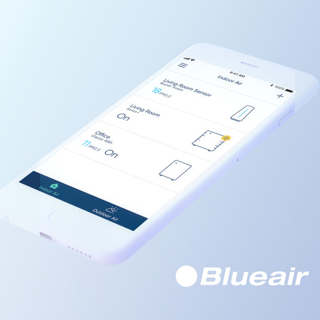 Blueair Friends App
