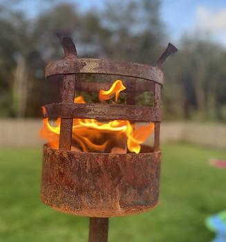 Rustic Garden Flare