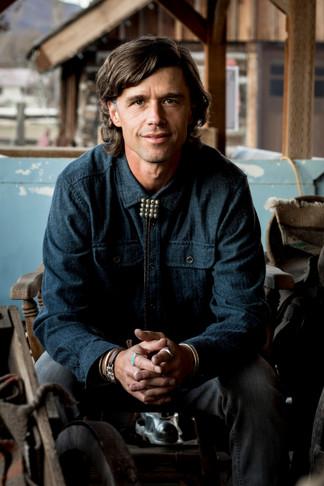 professional portrait Scott James