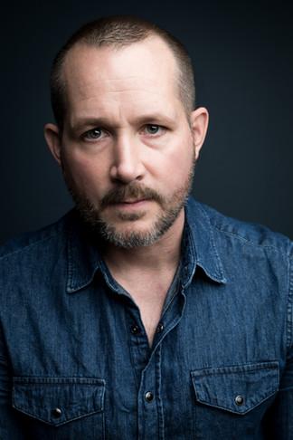 Professional portrait Corbin Allred