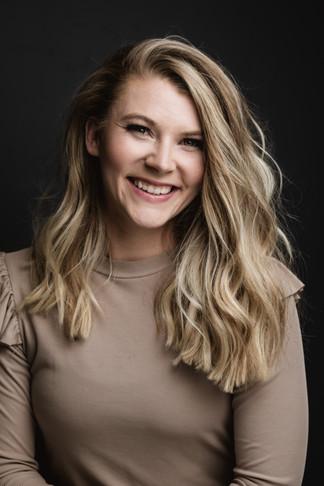 Professional portrait Ashlee Wilkins