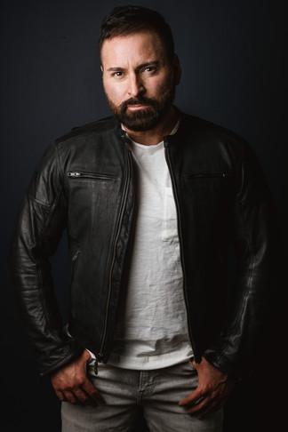 Professional portrait Charlie Boon