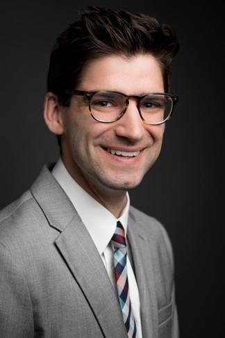 Professional portrait Ricky Gettys