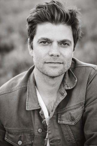 Professional portrait Marcus Bently