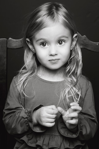 Professional portrait Maizy Rowley