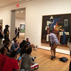 MoMA Trip