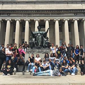 Columbia University Trip