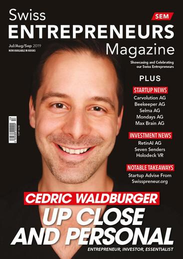 Swiss Entrepreneur Magazine