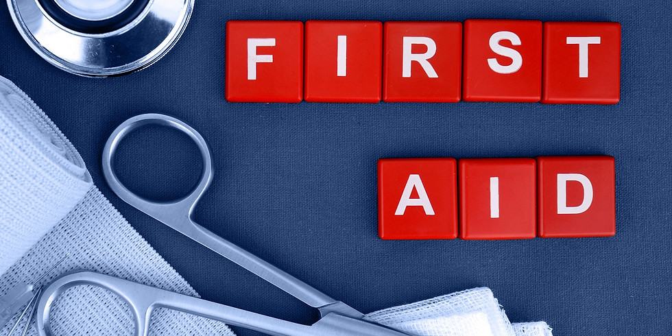 First Aid at Work @ The Tea Factory 4th - 6th Feb 2020