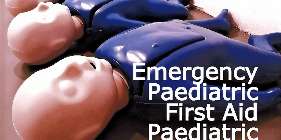 2 day Paediatric First Aid Training Course Liverpool