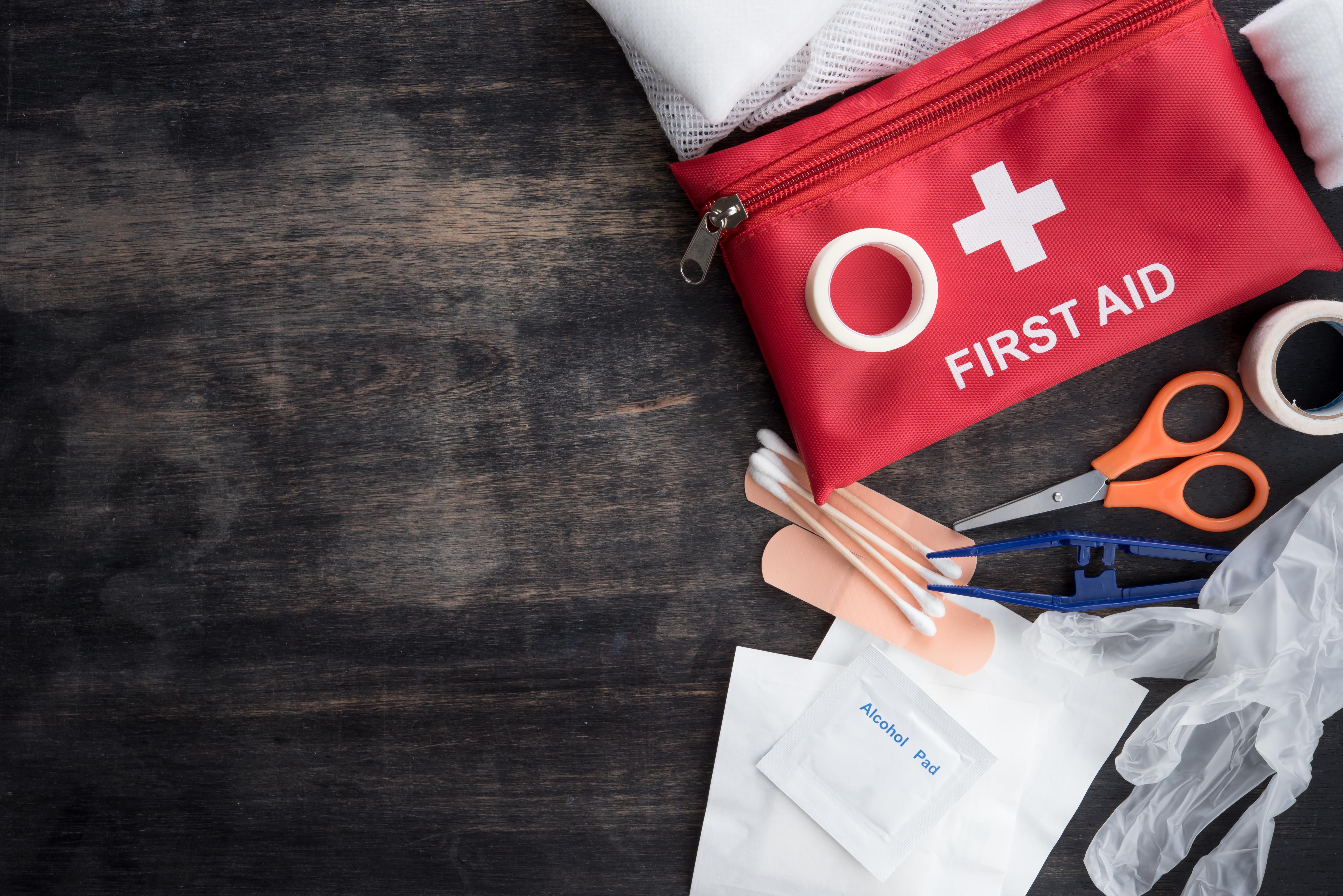 RQF Level 3 Emergency First Aid