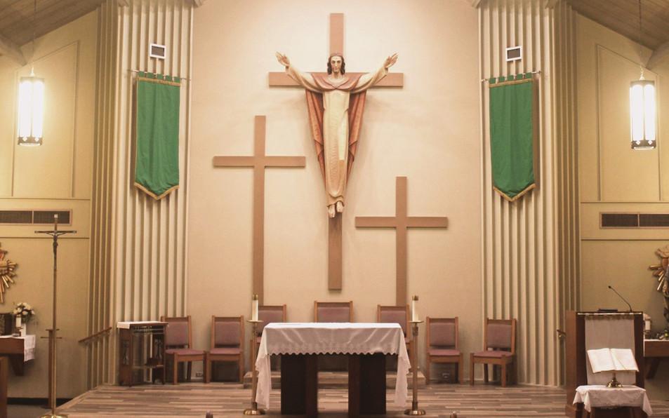 Father Michael English
