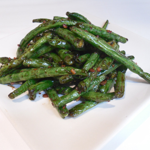 The famous Xian String Beans