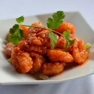 Crackerjack Crispy Shrimp