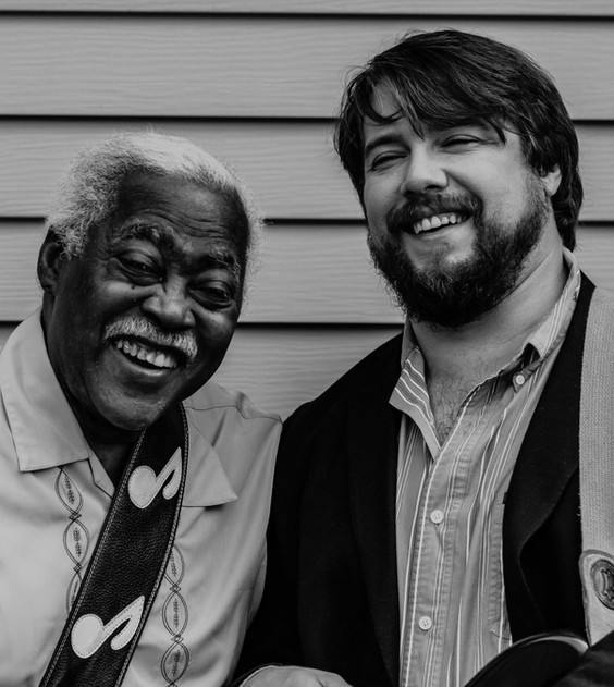 Chris Shutters and Jimmy Burns on Third Street Cigar Records