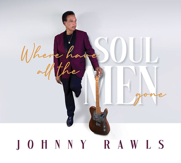 Johnny Ralws - Where Have All The Soul M