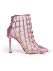 Cage Ankle Boot