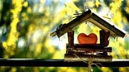 「溫暖親密的家」