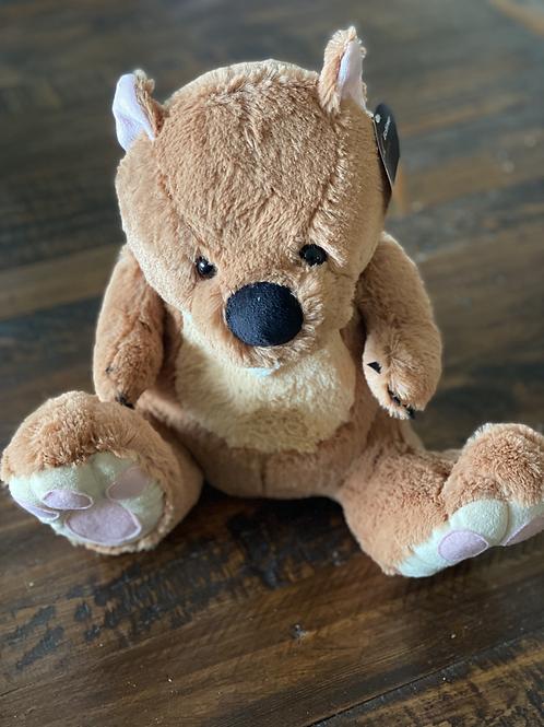 Wombat Plush Toy.