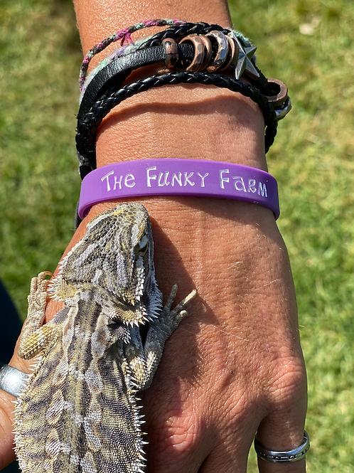 Funky Farm wristband