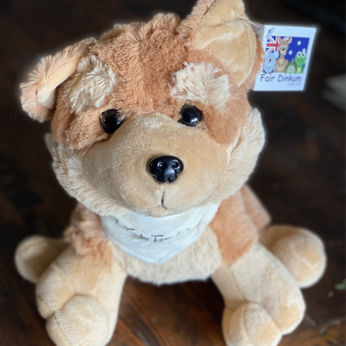 Dingo Plush Toy