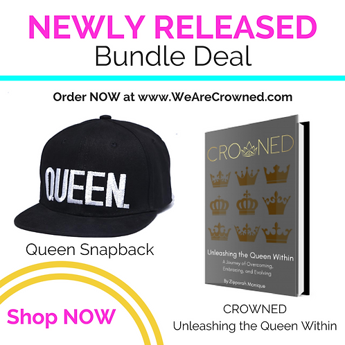 CROWNED & QUEEN Hat Bundle