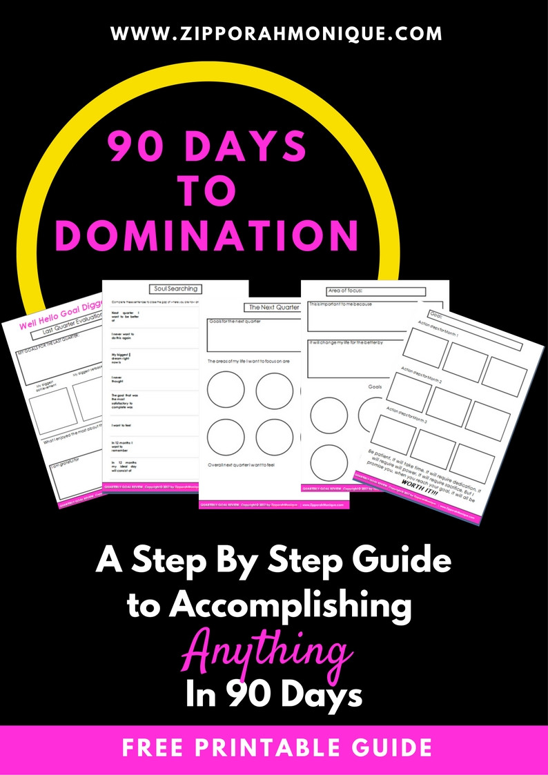 90 Days To Domination